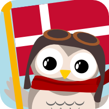 Gus on the Go: Danish, iOS & Android language app