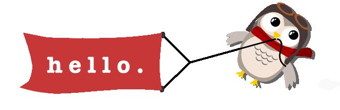 Gus-Flying-Banner-Hello-nBG.png