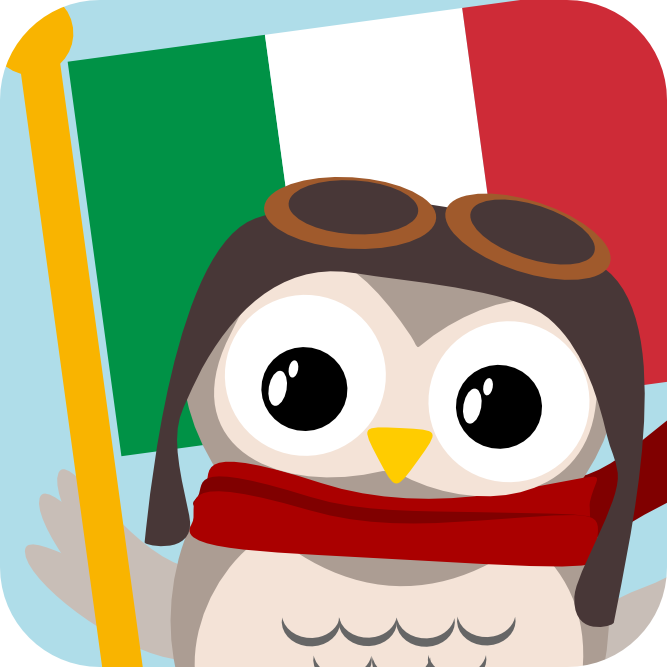 Gus on the Go: Italian, iOS & Android language app