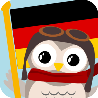 Gus on the Go: German, iOS & Android language app