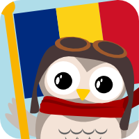 Gus on the Go: Romanian, iOS & Android language app