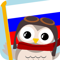 Gus on the Go: Russian, iOS & Android language app