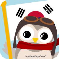 Gus on the Go: Korean, iOS & Android language app