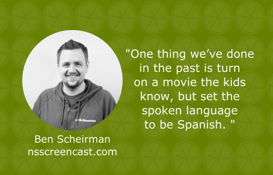 Ben-Scheirman-Quote