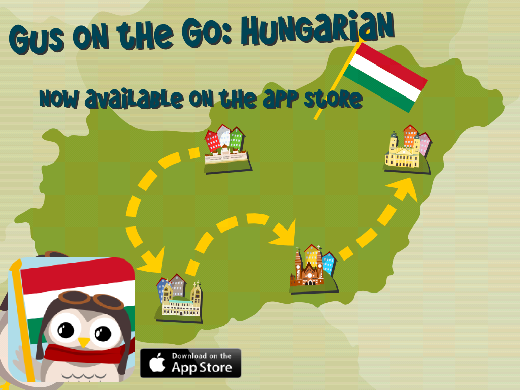 Gus-On-The-Go-Hungarian-Announcement