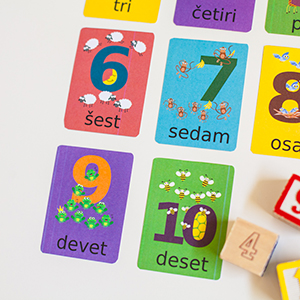 Free Croatian Language Printables by Gus on the Go