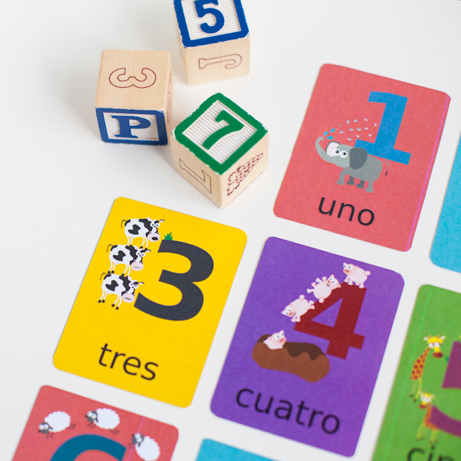 Free Spanish Language Printables by Gus on the Go