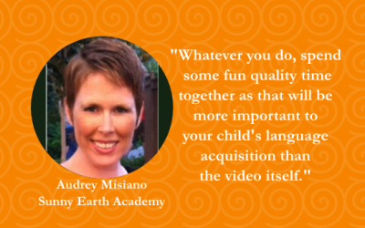 How to use Language Learning Videos for Kids