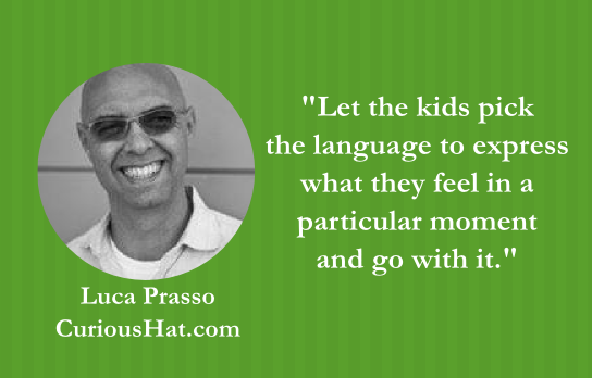 Raising Bilingual Kids with Curious Hat's Luca Prasso