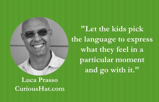 Raising Bilingual Kids with Curious Hat's Luca Prasso