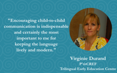 Lessons from a Trilingual Immersion School