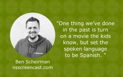 Raising Bilingual Kids with Ben Scheirman