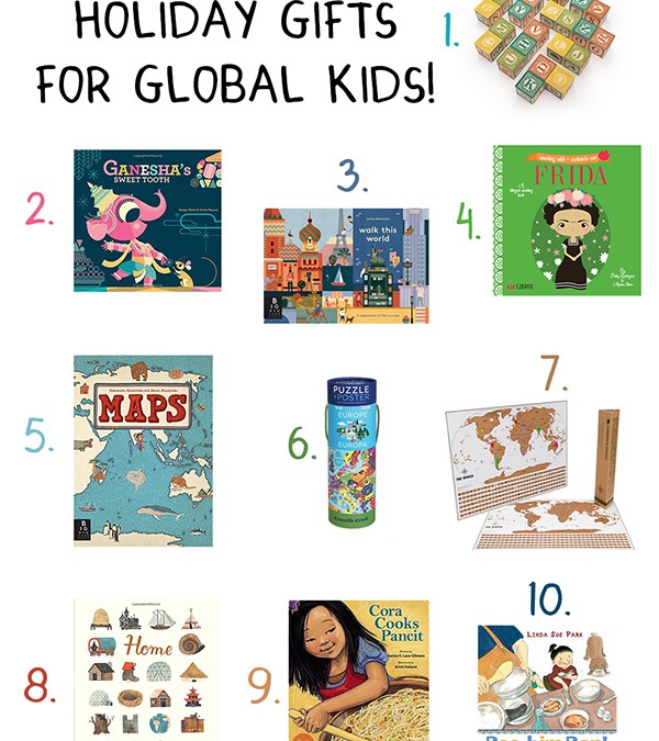 Last Minute Holiday Gift for Global Kids